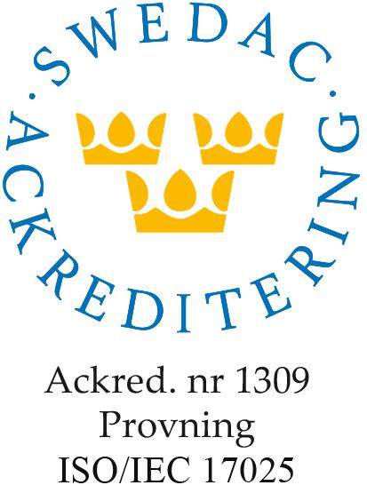 Ackrediteringsmärke